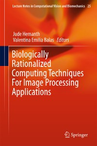 Cover Biologically Rationalized Computing Techniques For Image Processing Applications