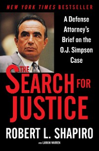 Cover The Search for Justice
