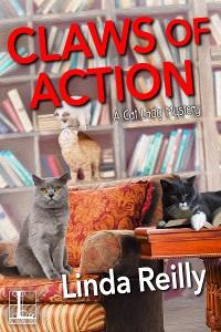 Cover Claws of Action