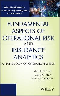 Cover Fundamental Aspects of Operational Risk and Insurance Analytics