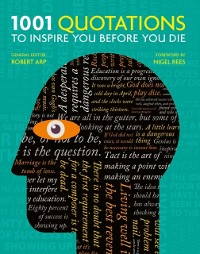Cover 1001 Quotations to inspire you before you die