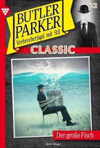 Cover Butler Parker Classic 22 – Kriminalroman