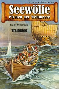 Cover Seewölfe - Piraten der Weltmeere 316