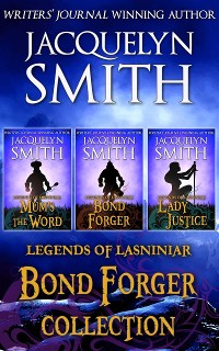 Cover Legends of Lasniniar Bond Forger Collection