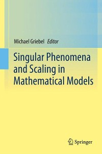 Cover Singular Phenomena and Scaling in Mathematical Models