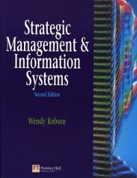 Cover Strategic Management and Information Systems