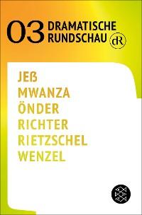 Cover Dramatische Rundschau 03