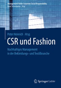 Cover CSR und Fashion