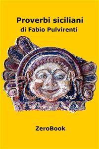 Cover Proverbi siciliani