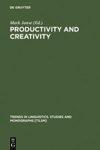Cover Productivity and Creativity