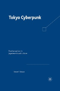 Cover Tokyo Cyberpunk