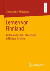 Cover Lernen von Finnland