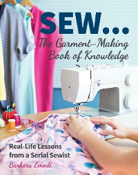 Cover SEW ... The Garment-Making Book of Knowledge