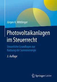 Cover Photovoltaikanlagen im Steuerrecht