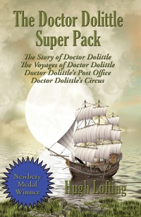 Cover The Doctor Dolittle Super Pack