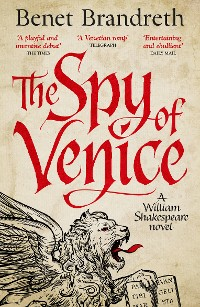 Cover The Spy of Venice