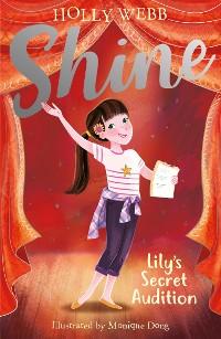 Cover Lily's Secret Audition