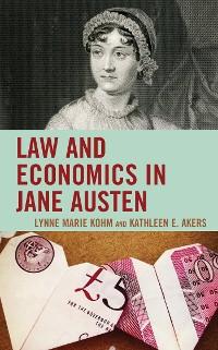 Cover Law and Economics in Jane Austen