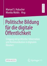 Cover Politische Bildung für die digitale Öffentlichkeit