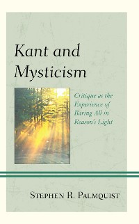 Cover Kant and Mysticism