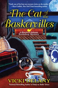 Cover Cat of the Baskervilles