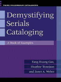 Cover Demystifying Serials Cataloging