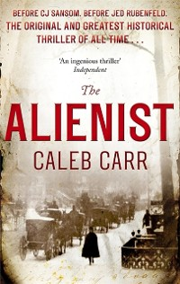 Cover Alienist