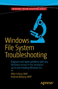 Cover Windows File System Troubleshooting