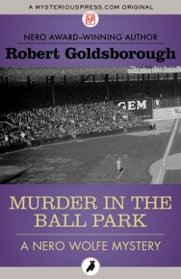 Cover Murder in the Ball Park