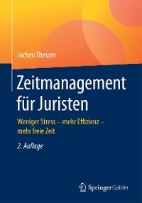 Cover Zeitmanagement für Juristen