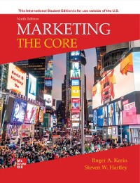 Cover ISE eBook Online Access for Marketing