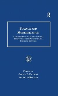 Cover Finance and Modernization