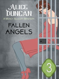 Cover Fallen Angels (A Mercy Allcutt Mystery, Book 3)