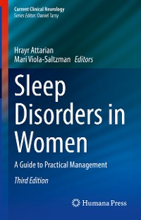 Cover Sleep Disorders in Women