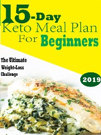 Cover 15 Day Keto Meal Plan For Beginners