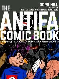 Cover The Antifa Comic Book