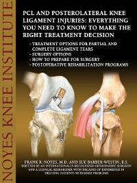 Cover PCL and Posterolateral Knee Ligament Injuries