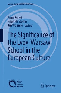 Cover The Significance of the Lvov-Warsaw School in the European Culture