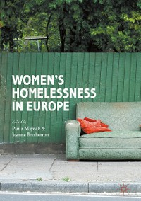 Cover Women's Homelessness in Europe
