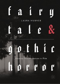 Cover Fairytale and Gothic Horror
