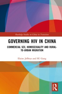 Cover Governing HIV in China