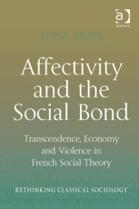 Cover Affectivity and the Social Bond