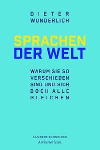 Cover Sprachen der Welt