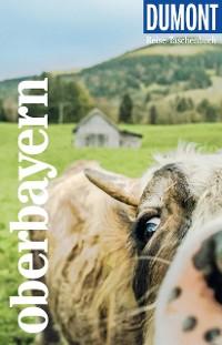 Cover DuMont Reise-Taschenbuch Reiseführer Oberbayern