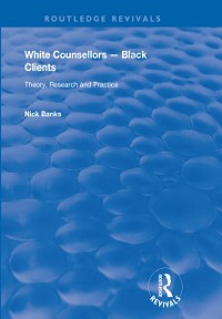 Cover White Counsellors - Black Clients