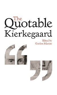 Cover The Quotable Kierkegaard