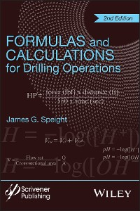 Cover Formulas and Calculations for Drilling Operations