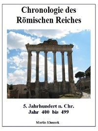 Cover Chronologie des Römischen Reiches 5