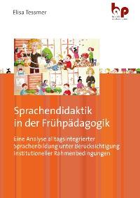 Cover Sprachendidaktik in der Frühpädagogik