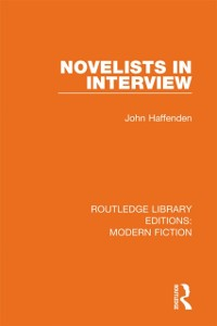 Cover Novelists in Interview